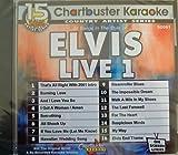 Karaoke: Elvis ''Live''  1