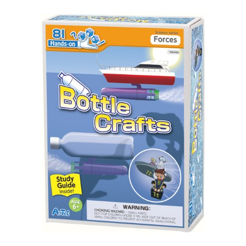 Bottle Crafts Underwater Propeller and Study Guide