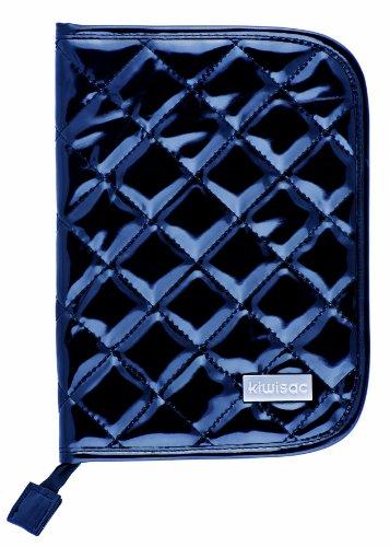 Kiwisac Pour Bellemont 8006 Paloma - Funda para libreta de tomas, diseño satinado, color negro