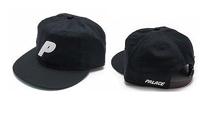 Amazon.com  XENO-PALACE CAP SNAPBACK P word Baseball cap fashion ... d463ef1307d