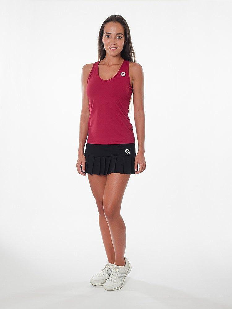 a40grados Sport /& Style Cielo Blood Camiseta Mujer