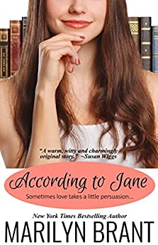 According to Jane by [Brant, Marilyn]
