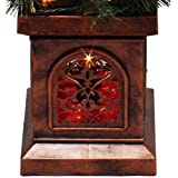 Holiday Lamp Post Christmas Home Decor Indoor