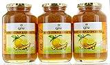 BALANCE GROW HONEY CITRON & GINGER TEA 2.2 LB (PK OF 3)