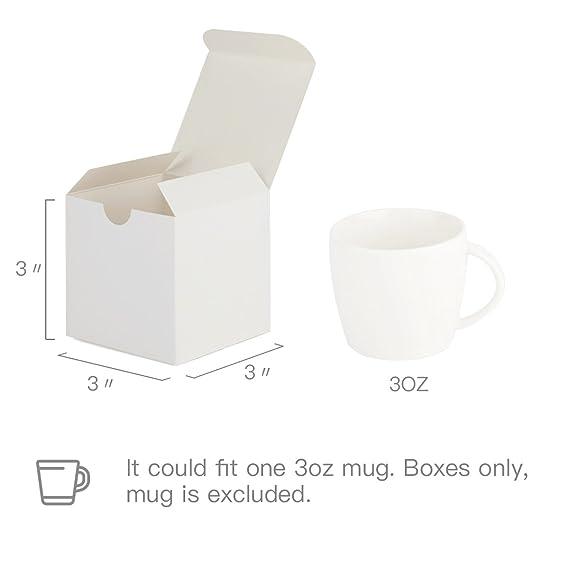 Amazon.com: MESHA cajas de regalo, 3.0 x 3.0 x 3.0 in, cajas ...