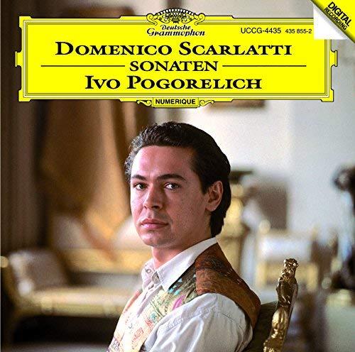 Pogorelich Ivo Scarlatti Sonatas Amazon Com Music