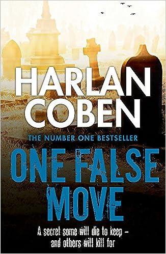 One False Move Myron Bolitar 5 By Harlan Coben