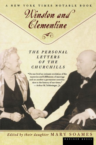 Winston and Clementine: The Personal Letters of the Churchills (Best British Prime Ministers)