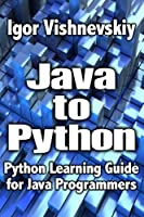 Java to Python Front Cover