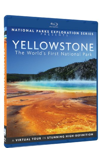 National Parks Exploration Series - Yellowstone: The World's First National Park [Blu-ray]
