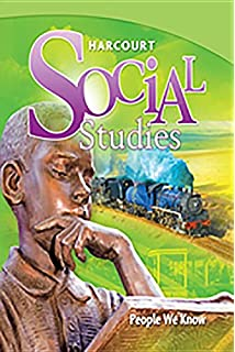 Amazon harcourt social studies our communities grade 3 harcourt social studies teacher edition grade 2 people we know 2010 fandeluxe Gallery