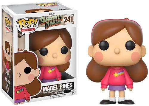 Funko POP Disney Gravity Falls Mabel Pines Action Figure]()
