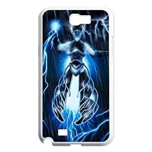 Samsung Galaxy N2 7100 Cell Phone Case White Defense Of The Ancients Dota 2 RAZOR 003 PD5330983