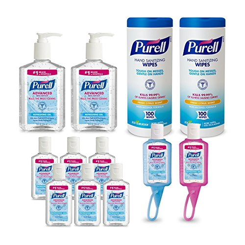 PURELL 9652 K1 Advanced Sanitizer Sanitizing