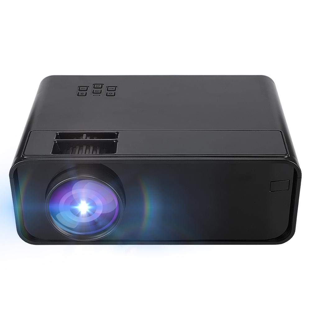Proyector Portátil UHD Proyector LED Bluetooth 4K WiFi con ...