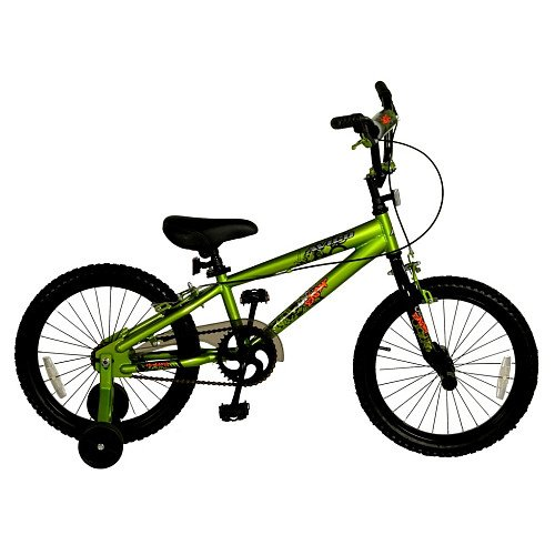 Avigo One Eight 18 inch Boys BMX Bicycle