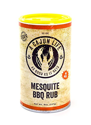 A Cajun Life Mesquite BBQ Seasoning | Authentic Certified Ca
