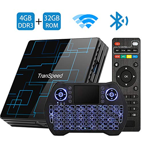 Android TV Box 9.0 4GB RAM 32GB