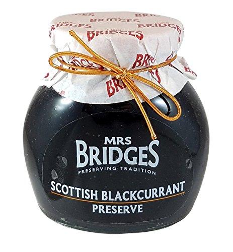 Food Scottish (Mrs Bridges Scottish Preserve, Blackcurrant, 12 Ounce)