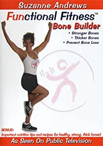 Functional Fitness: Bone Builder with Suzanne Andrews