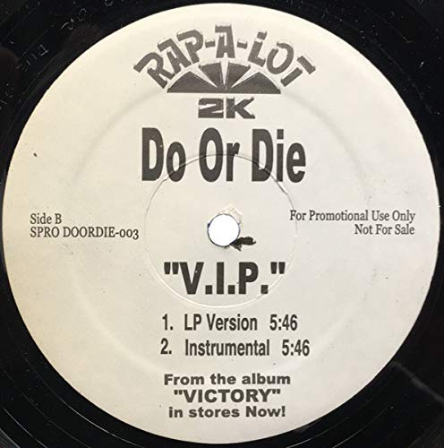 Do Or Die: Picture This Vinyl LP (Do Die Picture Or This)