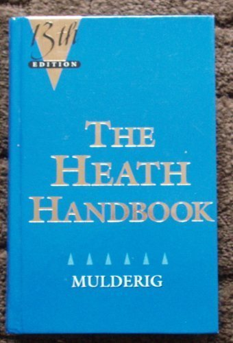 The Heath Handbook