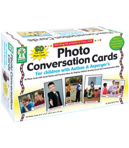 Conversation Cards for Children with Autism and Asperger's ()