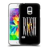 Official Rush 2112 Pentagram Key Art Hard Back Case for Samsung Galaxy S4 mini I9190