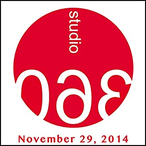 Studio 360: American Icons: The Disney Parks Radio/TV Program