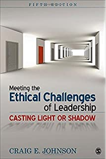 Meeting the ethical challenges of leadership casting light or meeting the ethical challenges of leadership casting light or shadow fandeluxe Images