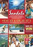 Sandals Resorts In Montego Bay Brochure /three All-inclusive /photos & Details++ | amazon.com