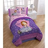 Disney Junior Sofia The First Graceful Reversible Twin/Full Comforter