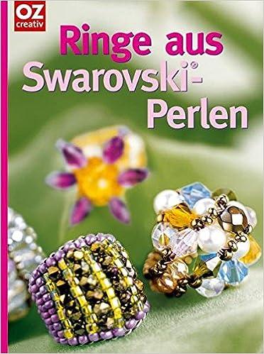 Ringe Aus Swarovski Perlen Funkelnder Fingerschmuck Selber