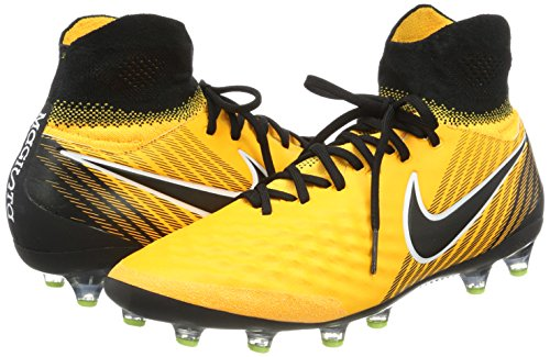 Laser De Nike volt Hommes Ag Orange Ii Magista Order Football blanc orange blanc Pour Chaussures Noir qHqXPw