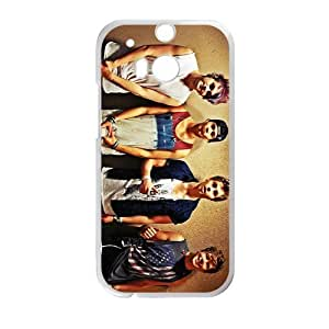 5 SOS Cell Phone Case for HTC One M8