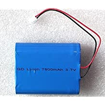 3.7v 7800mah 18650 li-ion rechargeable battery pack 18650-3P lithium ion battery