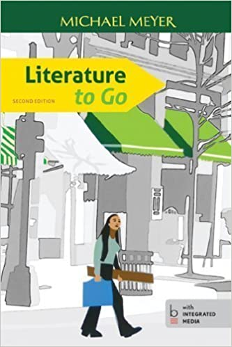 Book Literature to Go by Meyer, Michael Published by Bedford/St. Martin's 2nd (second) edition (2013)