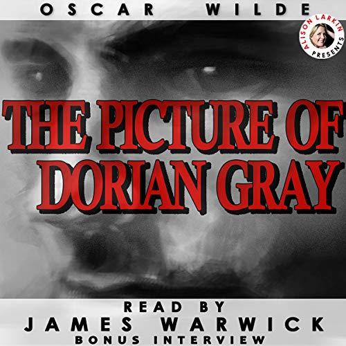 Dorian Book Audio Gray - Alison Larkin Presents The Picture of Dorian Gray