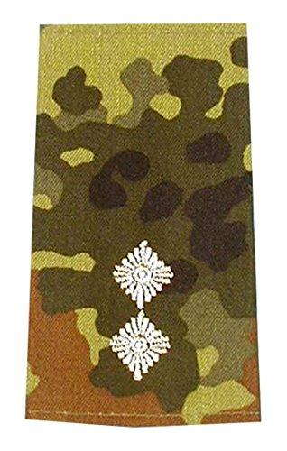 Originalae Blöchel A per spalla di dell'esercito Bundeswehr ranghi tutti Vari Argento Flecktarn Fila i fibbie colori Badge tenente 1ARwxRqd