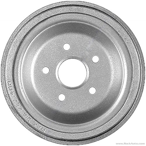 - MACs Auto Parts 66-388606 - Thunderbird Brake Drum, Front, For 11 1/32'' x 2.84'' Brakes