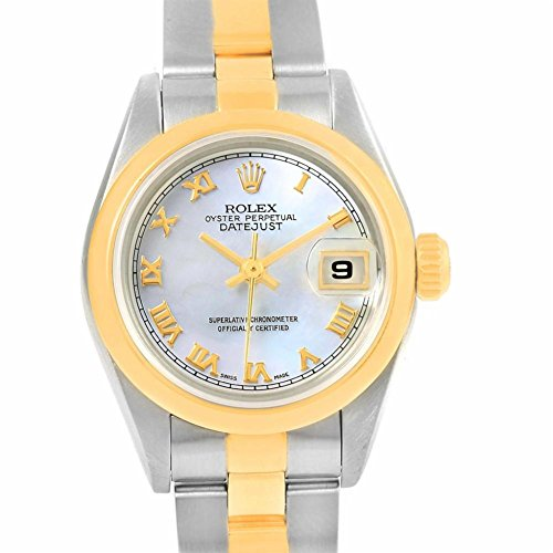 Rolex Datejust automatic-self-wind womens Watch 69163 (Certified Pre-owned) by Rolex