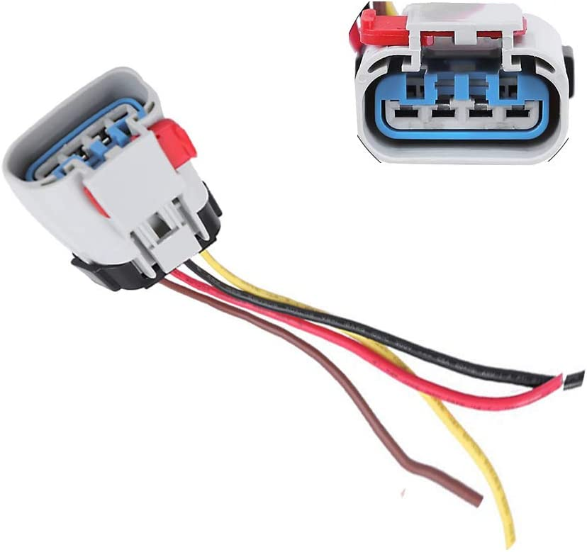 fuel pump wire harness amazon com fuel pump connector wiring harness pigtail fit for fuel pump wiring harness color fuel pump connector wiring harness