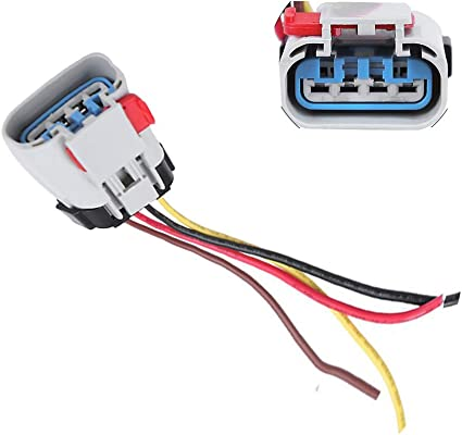 Dodge And Jeep EVIC Connector Wiring Pigtail for Chrysler