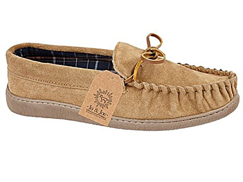 SleepersSlippers - zapatillas de andar por casa hombre Arena