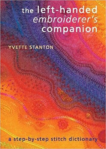 Download The Left-Handed Embroiderer's Companion: A Step-by-Step Stitch Dictionary PDF, azw (Kindle), ePub