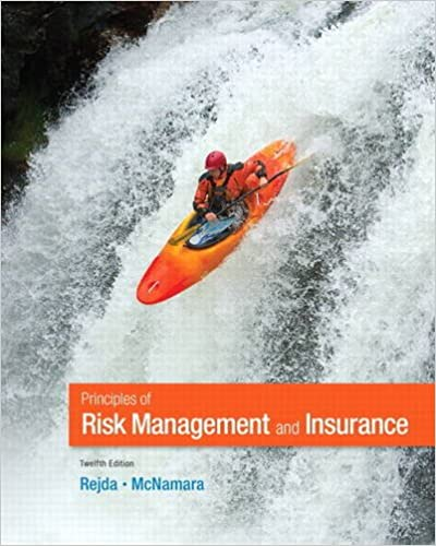 Principles Of Risk Management And Insurance 12th Edition Pdf