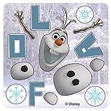 MYO Olaf Stickers - 50 Per Pack