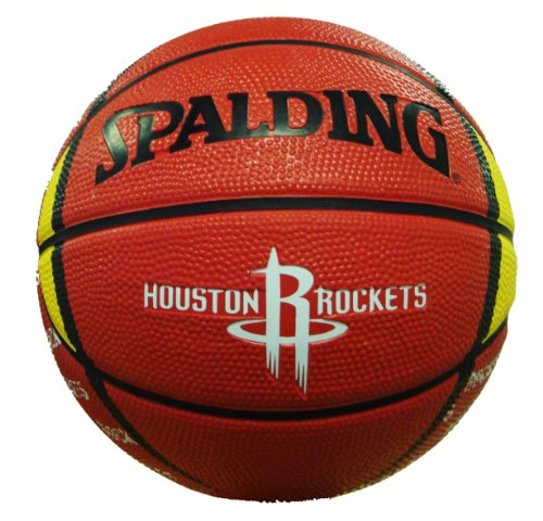fan products of NBA Houston Rockets Mini Basketball, 7-Inches