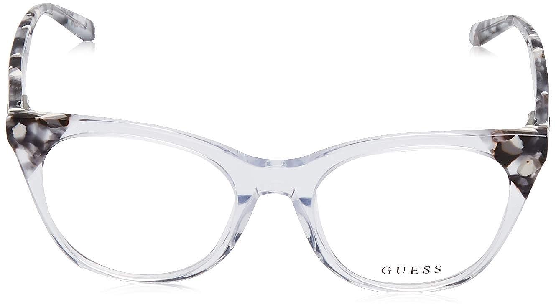 Guess GU2675 Eyeglass Frames Beige Frame 49 mm Lens Diameter GU267549059
