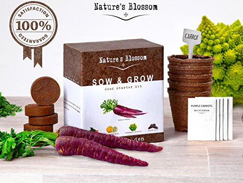 Indoor Gardening Gifts Best indoor gardening gifts perfect for those in cold climates or best indoor gardening gifts grow 5 herbs from seed with natures blossom plant kit workwithnaturefo